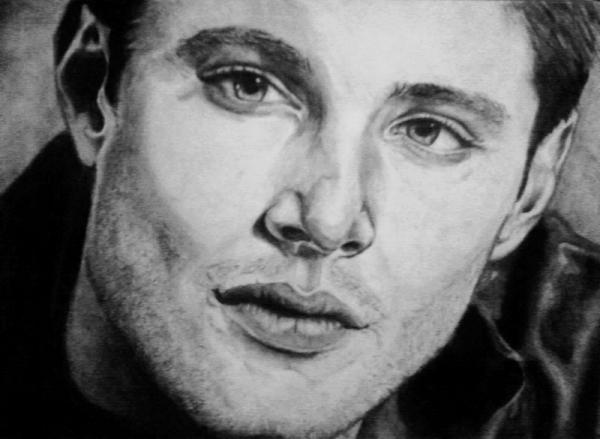 Jensen Ackles por Garazza